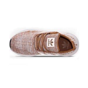 adidas Shoes - ADIDAS | Kids Swift Run — Tan